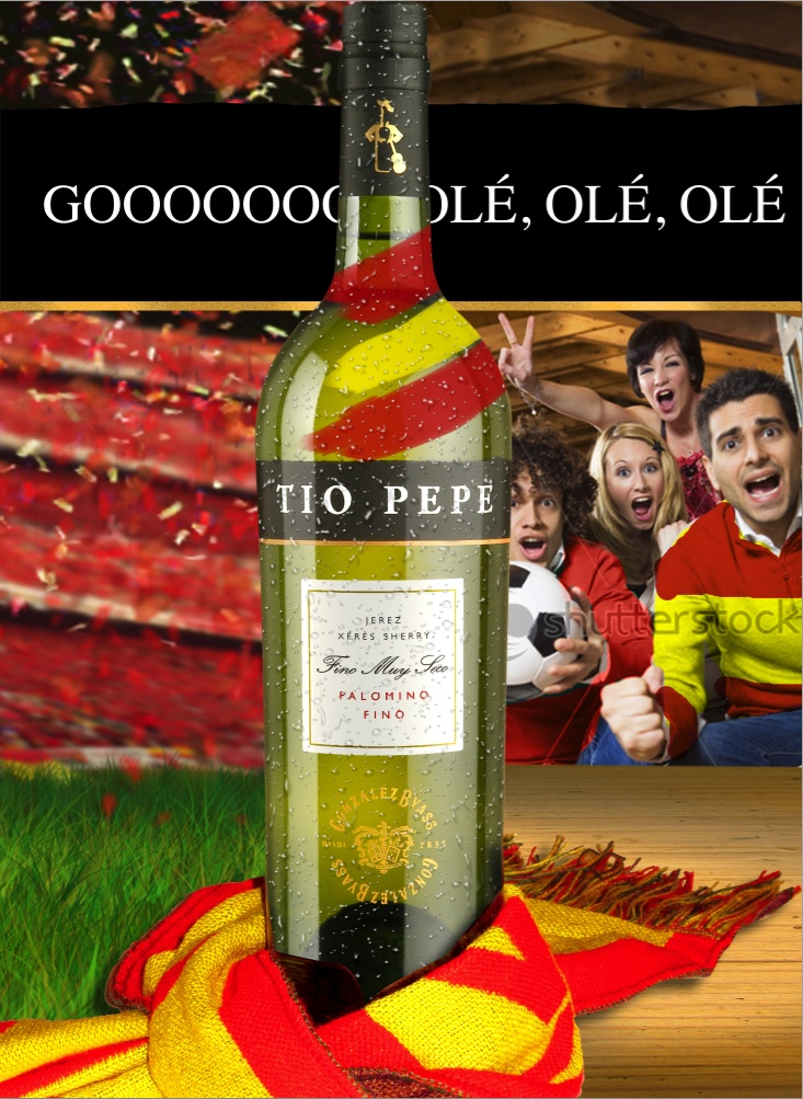Tio Pepe y Fútbol.