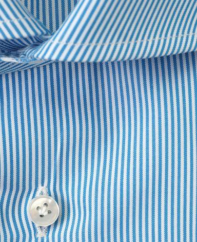 ナポリドレスシャツ(37 ブルー系): メンズ | メーカーズシャツ鎌倉 公式通販 | MAKER'S SHIRT KAMAKURA