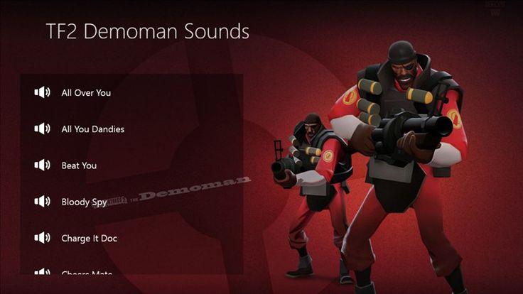 demoman-jedna z moich najulubieńszych klas w tf2. Ma granatnik który jest troche trudny do opanowania