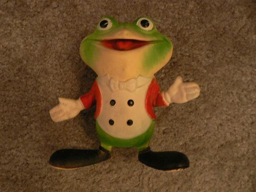 """""""Froggy The Gremlin"""" from the Andy Devine Show"""