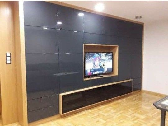 TV Wall idea
