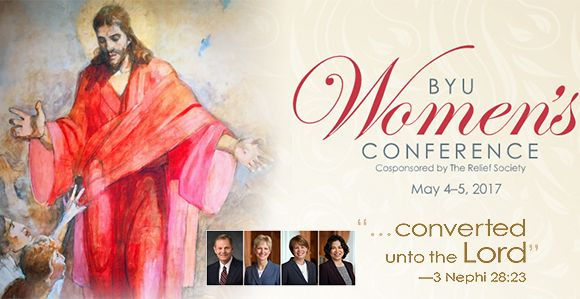Watch Elder Stevenson's BYU Women's Conference Talk Live on LDS.org - Church News and Events