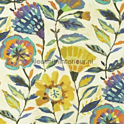 Fandango Rainforest gordijnen 8566-675 uit de collectie Mardi Gras van Prestigious Textiles koop je bij kleurmijninterieur