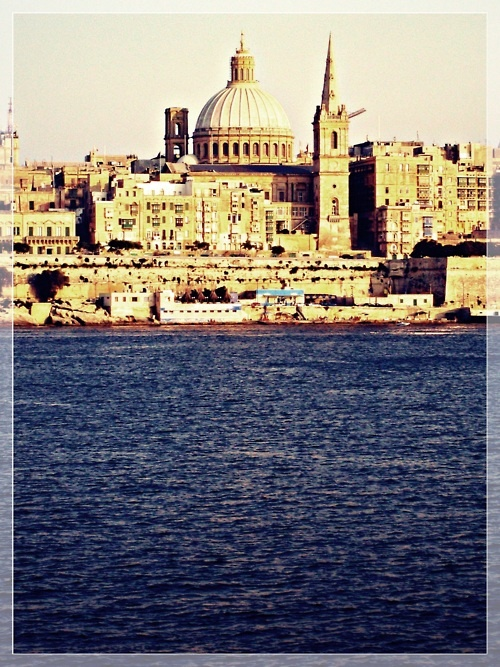 Valetta, Malta.. almost took a trip here to paint, but no, still on my list