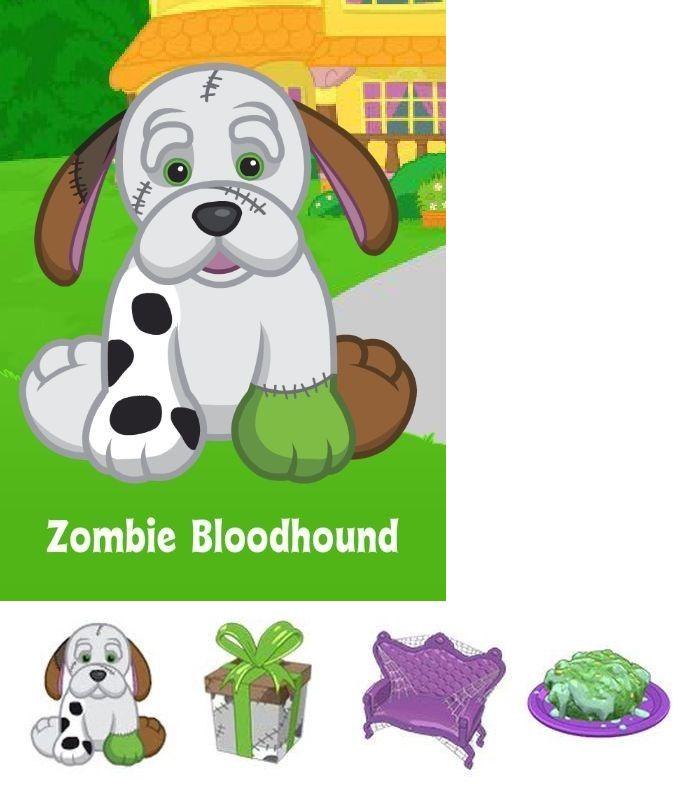 Animals 150106 Webkinz Zombie Bloodhound Estore Virtual Code Only Unused Spooky Pet Puppy Dog Buy It Now Only 10 On E Webkinz Pet Puppy Dogs And Puppies