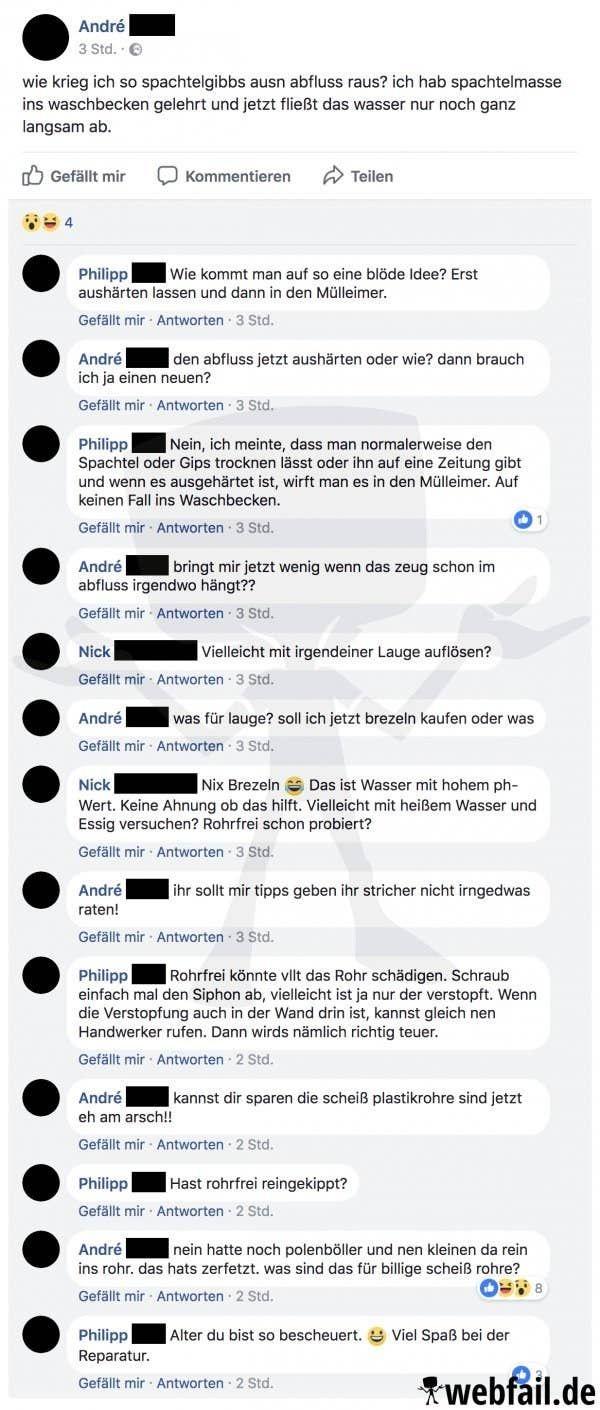 23 Facebook Kommentatoren Die Episch Am Leben Scheitern In 2020 Facebook Fail Facebook Fail Des Tages Facebook Fail Deutsch