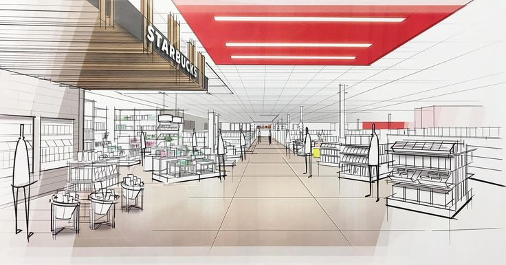 Target on Monday gave shoppers a peek at what its $7 billion investment into the business could mean for their local store.