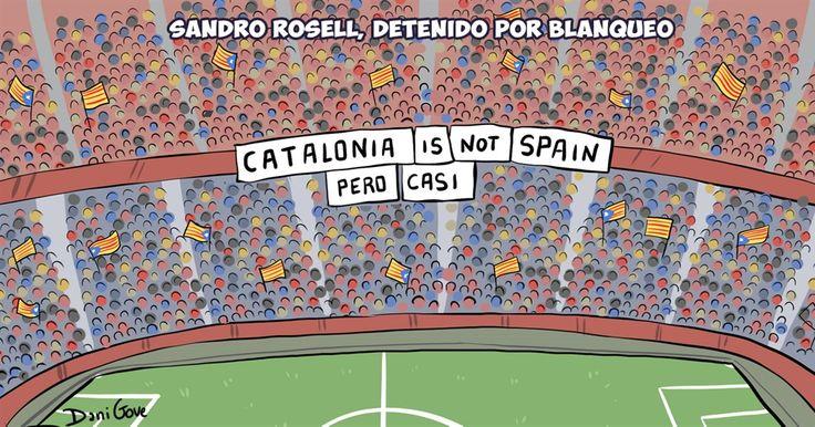 El ex presidente del Barça es acusado de blanqueo de capitales