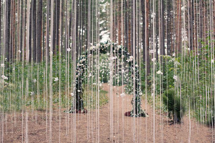 Свадьба на природе своими руками: идеи, конкурсы-11