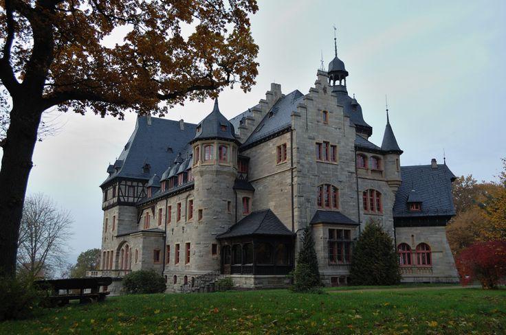 Villa Pflugensberg (ehem. Landeskirchenamt), Eisenach, Thüringen, Germany