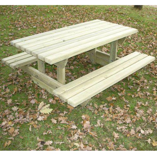 Table pique nique junior pour les enfants en vente chez for Vente meuble jardin