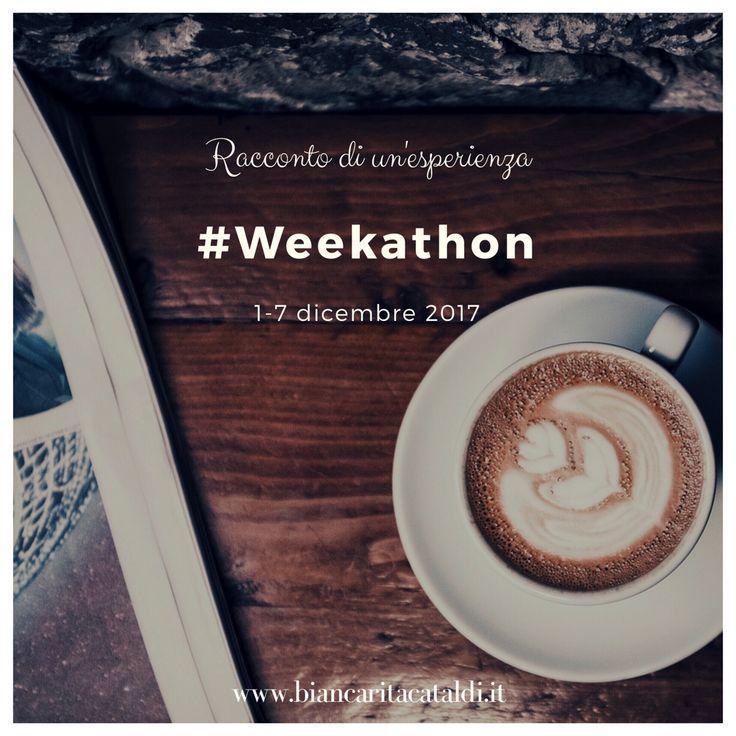 Oggi vi racconto com'è andata la Weekathon, la maratona di lettura lunga una settimana che si è conclusa proprio ieri e che sicuramente ripeteremo nel 2018.