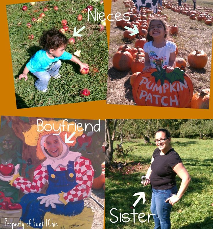 Apple Picking at Outhouse Orchards is a great city getaway for the whole family.