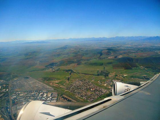 格安航空会社ではないが南アフリカと日本を繋ぐ信じられない格安フライト、ドバイ経由のエミレーツ航空で帰国してみた - GIGAZINE