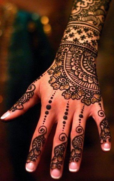 Henna Mehendi Designs 10