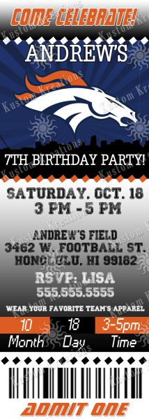 nfl-denver-broncos-ticket-birthday-invitation