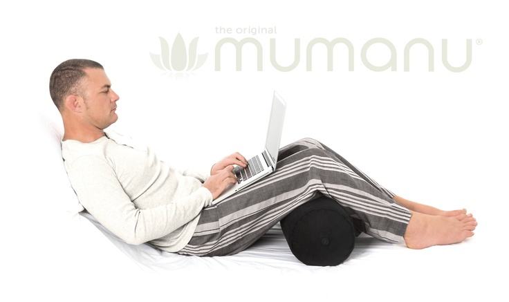 The Mumanu Pillow is so versatile. You can use it during exercise, while sleeping, sitting at your desk or just relaxing around the house. www.mumanu.com