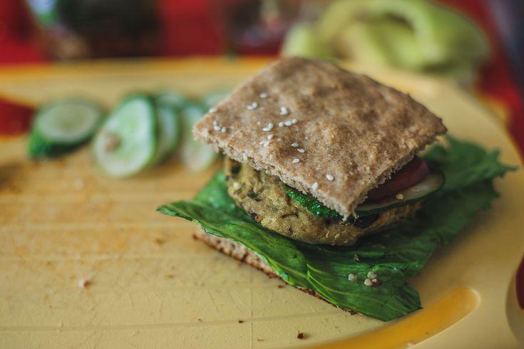 Вегетарианские бургеры рецепт с фото
