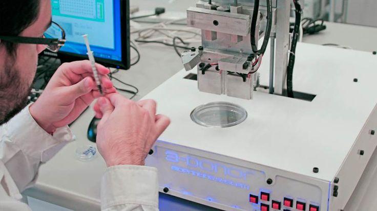 Argentinos crean bioimpresora capaz de generar la piel y tejidos humanos - INVDES