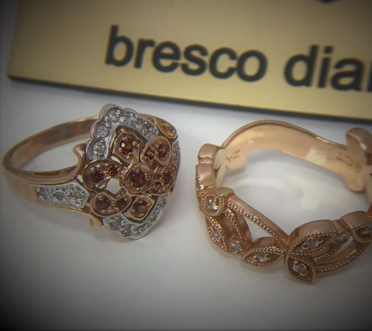 EVERYTHING has beauty, but not everyone sees it. #whitegold, #rosegold, #garnets, #diamonds