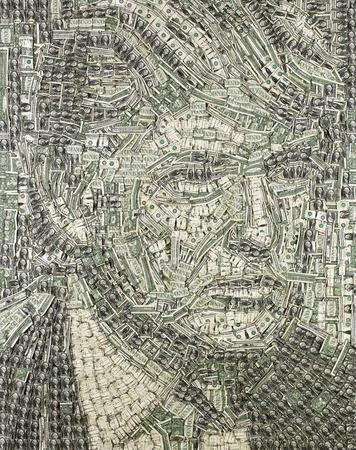 trump made of money