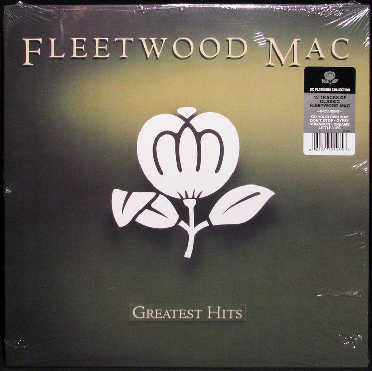 Northern Volume - Fleetwood Mac - Greatest Hits (Vinyl LP Record), $25.95 (http://www.northernvolume.com/fleetwood-mac-greatest-hits-vinyl-lp-record/)