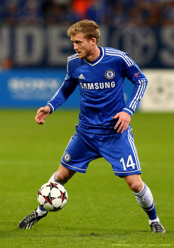 Andre Schurrle. FC Schalke 04 0-3 Chelsea. Champions League Group Stage. Tuesday, October 22, 2013.