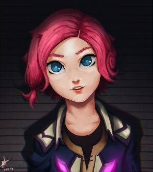 Maeve by shinra875