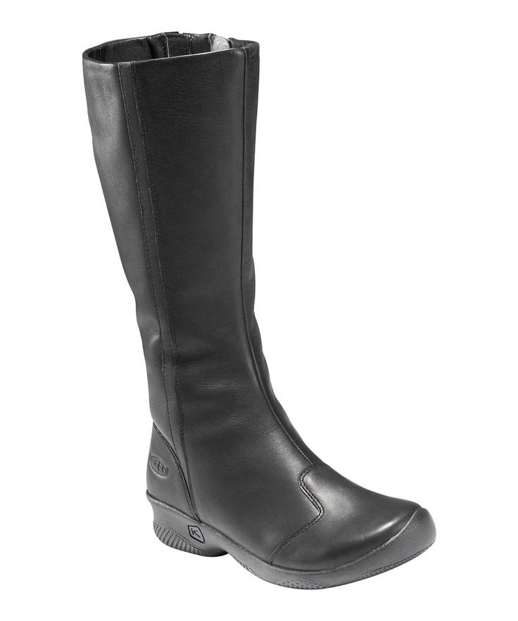 Black Ferno High Boot - Women