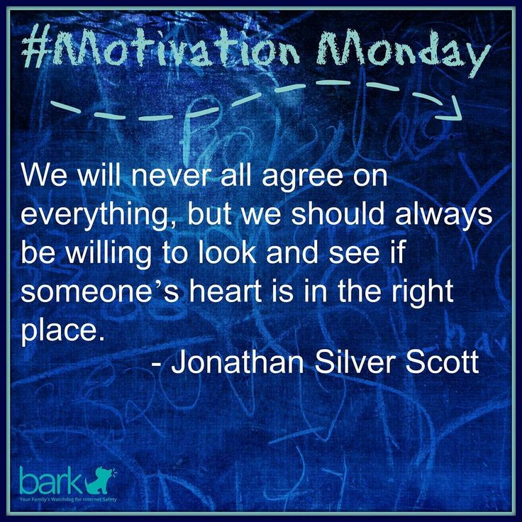 """Great message by @mrsilverscott of Property Brothers fame amidst cyberbulllying. He writes, """"There's a big difference between having a different opinion and always trying to pick a fight."""" Instead he encourages his followers to use social media to inspire and build each other up.  See link in bio for full message. #motivationmonday #positiveposts  .  .  .  .  .  .  #stopcyberbullying #inspireoneanother"""