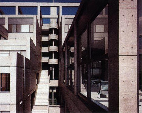 Rokko Housing I / Tadao Ando