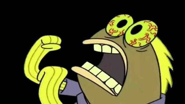 Spongebob Chocolate Guy Google Search Spongebob Chocolate