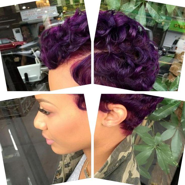 Natural Hair Styles | Cute Black Haircuts | Pixie Haircut Asian