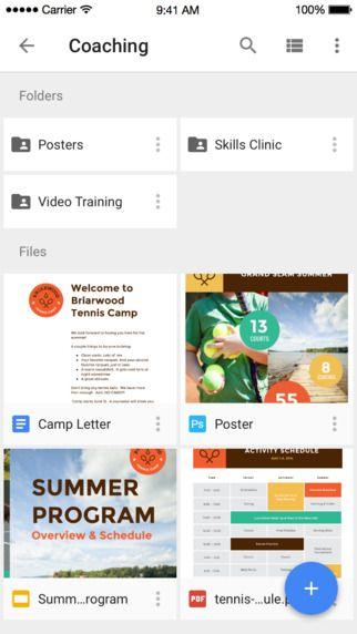 Google Drive: gratis online opslag van Google van Google, Inc.