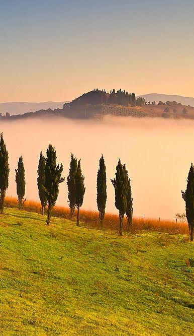 Italy (Christian Bothner), Val D'orcia Siena Tuscany