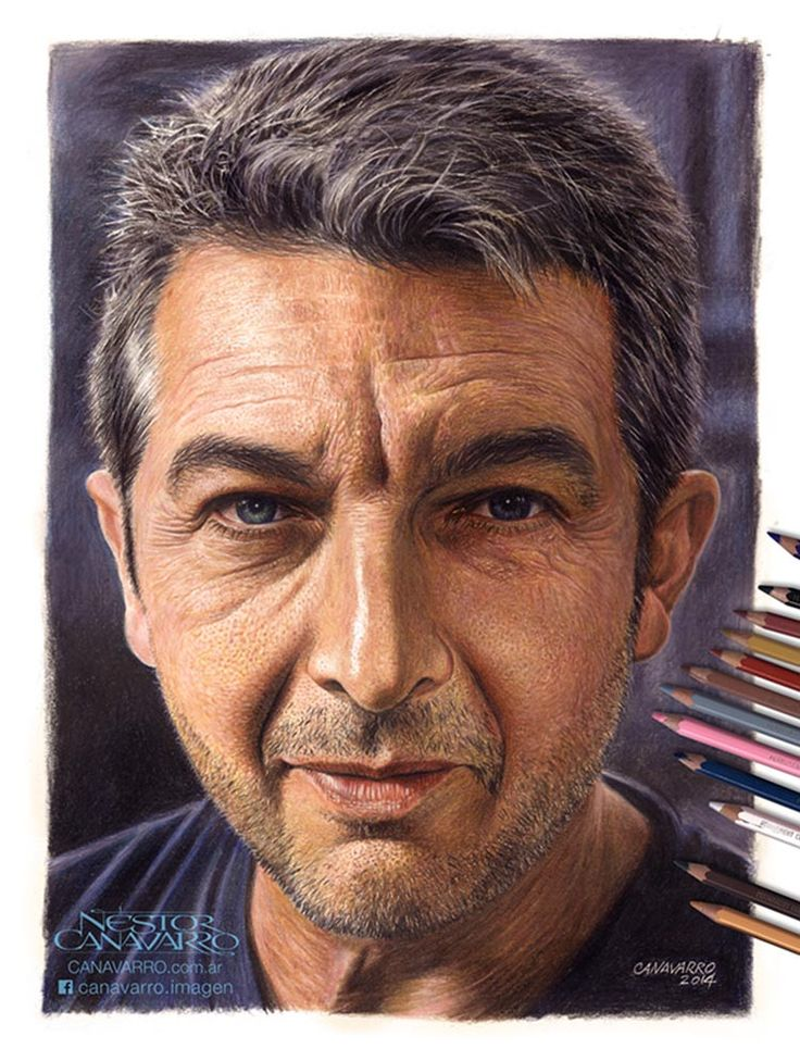 Best Ilustrations Images On Pinterest Drawings Art Art And - Amazing hyper realistic pencil drawings celebrities nestor canavarro