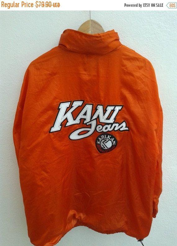 20% YEAR END SALES Vintage 90s Karl Kani Jeans by BubaGumpBudu