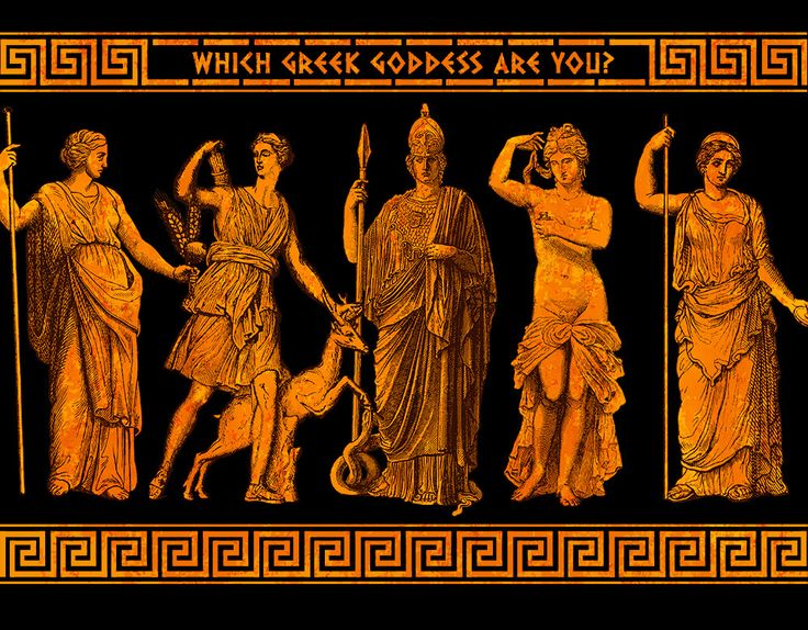 Which Greek Goddess Are You - Take The Personality Quiz