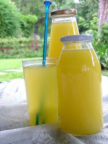 pineapple limeade - succo di ananas bimby