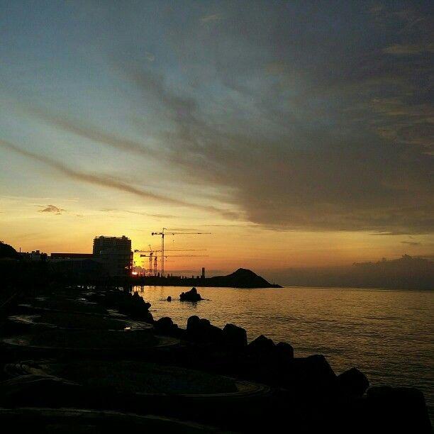 Sunrise, Balikpapan
