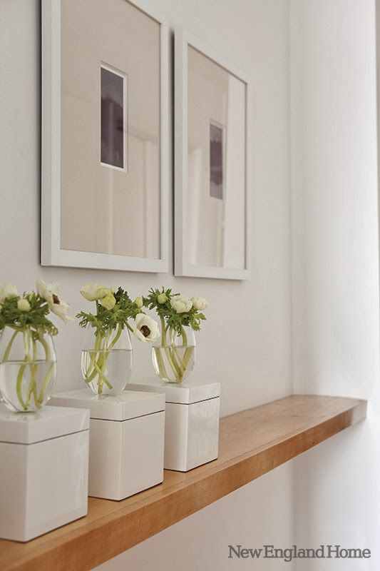 BAÚ DE IDÉIAS DECORATIVAS: mais decoração simples, fácil e acessível