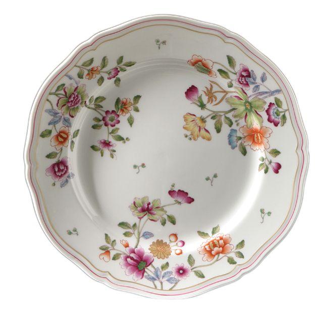 Richard Ginori 1735 Antico Doccia - Granduca Coreana Dinner Plate, Price: $150.00 in Nichols Hills, OK from Bebe's