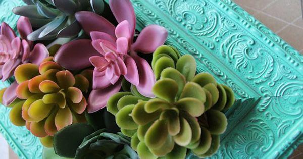 Descubra as vantagens de usar plantas artificiais na decoração e aprenda a fazer um lindo jardim de suculentas.