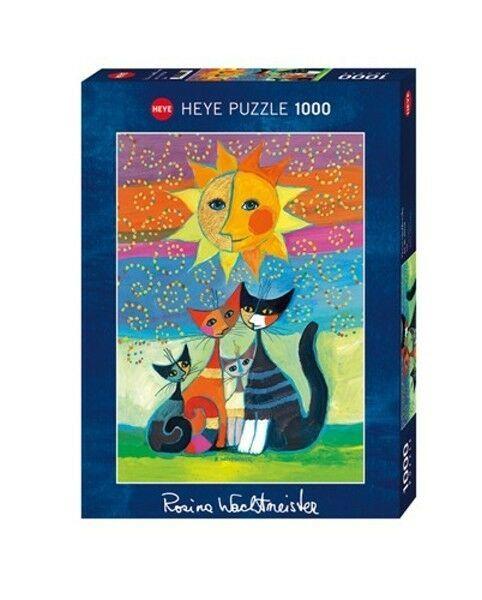 Ebay Sponsored Heye Sun Standard Puzzle 1000 Teile Rosina