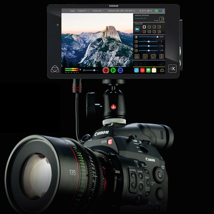 Atomos Shogun Firmware 6.5 Released – Canon RAW to ProRes and More Frame Guides