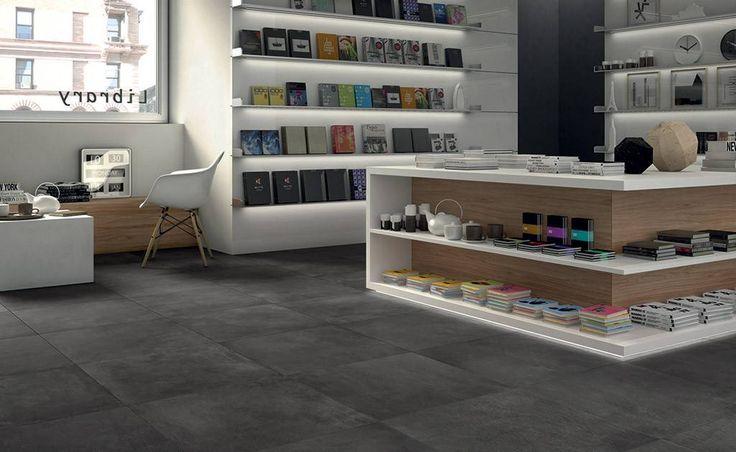 #Caesar #Wide Street Rettificato 60x60 cm ACNI | #Gres #cemento #60x60 | su #casaebagno.it a 26 Euro/mq | #piastrelle #ceramica #pavimento #rivestimento #bagno #cucina #esterno