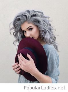 burgundy-hat-and-grey-hair