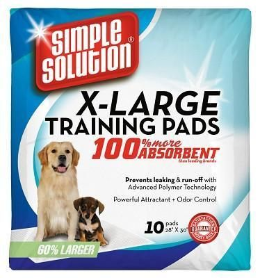 Puppy Training Pads - X-Large/10 Pk