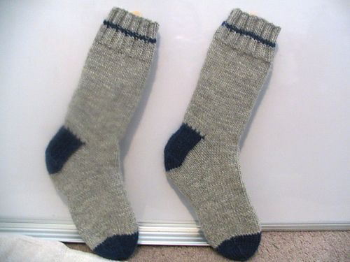 Ravelry: Warm Worsted Weight Socks pattern by Laurie Sundstrom