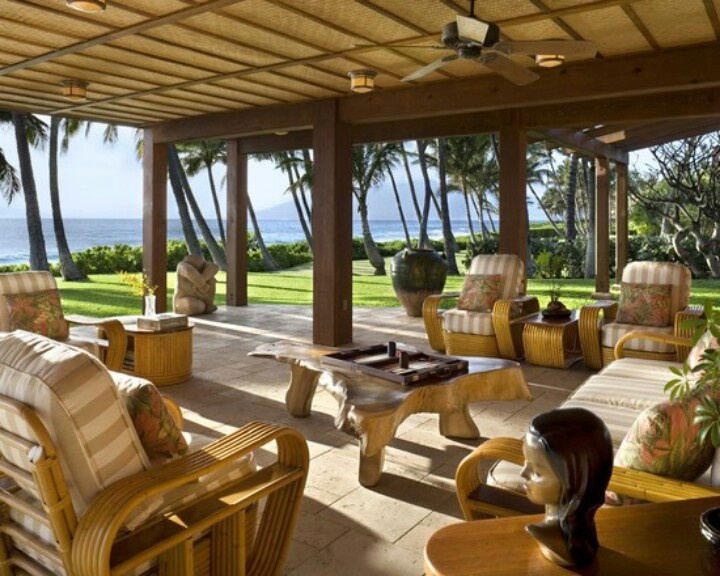 24 best images about beautiful lanai 39 s on pinterest for Lanai design